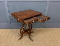 Mahogany Lamp Table (15 of 17)