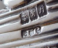 Rare Scottish Victorian 1897 Hallmarked Solid Silver Nurses Belt Buckle Glasgow (7 of 8)