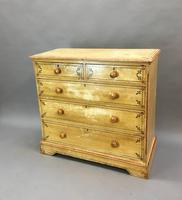 Victorian Painted Chest of Drawers (14 of 14)