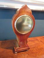 Edwardian Sheraton Teardrop Mantel Clock (6 of 6)