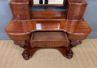 Excellent Victorian Mahogany Duchess Dressing Table (17 of 21)