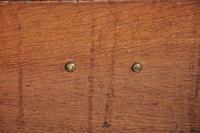 Early 18th Century Oak Bureau (6 of 14)