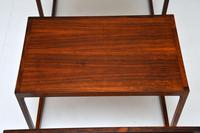 Danish Rosewood Stacking Nest of Tables by CFC Silkeborg (11 of 12)