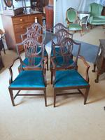 Edwardian Set of 6 Dining Chairs (4 of 4)
