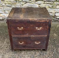 Antique Ship's Cabin Chest of Drawers (2 of 17)