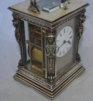 French Caryatids Repeating Carriage Clock (7 of 7)