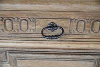 Large Continental Oak Dresser (7 of 12)