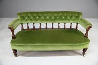 Victorian Upholstered Sofa (4 of 13)