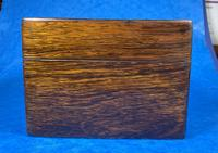 Victorian Rosewood Jewellery Box with Mother of Pearl & Abalone Escutcheons (9 of 14)
