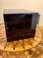 Antique Coromandel Dressing Box With Bottles, Bramah Lock, Secret Drawer (7 of 10)