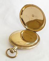 1920s Full Hunter Pocket Watch (3 of 5)