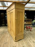Big! Old 19th Century Pine Double Door Wardrobe - We Deliver & Assemble! (4 of 14)