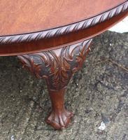 1940s Quality Mahogany Table (2 of 5)