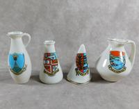 Collection of W.H Goss Crested Ware, Heraldic, Souvenir China (4 of 8)