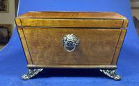 Regency Burr Maple  Jewellery Box With Inlay (11 of 16)