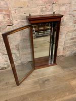 1920s Mahogany Jewellery Cabinet (2 of 4)