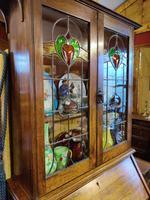 Arts & Crafts Bureau Bookcase (7 of 14)