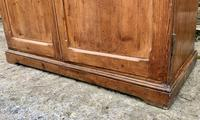 Small Antique Pine Glazed Dresser (18 of 18)