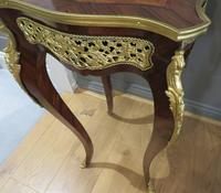 Stunning Pair of French Side Tables Gueridons (4 of 8)