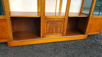 Reprodux bevan funnell yew wood display cabinet (7 of 8)