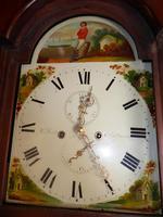 Scottish Longcase Clock E. Maule Coldstream (3 of 13)