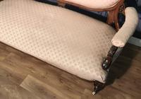 Victorian Burr Walnut & Inlaid Salon Suite (8 of 38)