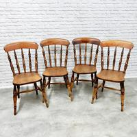 Set of 4 Windsor Kitchen/Dining Chair (4 of 6)