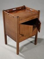 Good Chippendale Period Mahogany Commode (5 of 5)