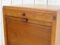 Art Deco Tambour Filing Cabinet (3 of 8)