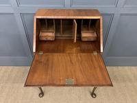 Very Good Queen Anne Style Burr Walnut Bureau (11 of 18)