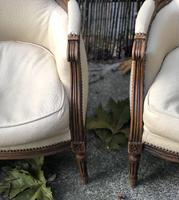 Pair of French Bergere Armchairs (2 of 10)