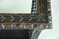 Victorian Carved Oak Stick Stand (8 of 10)