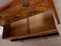 Chest of Drawers Burl Walnut Victorian (10 of 11)