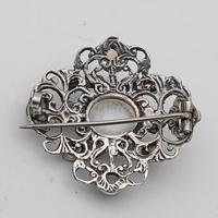 Arts & Crafts Silver Brooch (2 of 2)
