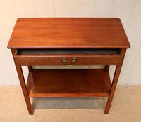 Mahogany Side Table (2 of 8)