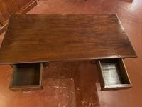 A Writing Desk With Turned Legs - Netherlands-19th Century (11 of 12)