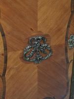 Antique French Kingwood Side Cabinet (16 of 18)