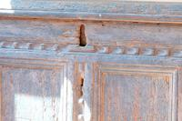 18th Century Painted Pine Coffer (24 of 28)