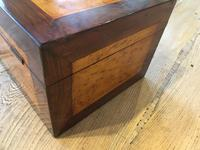Collectors Box IN Rosewood And Birdseye Maple (7 of 7)