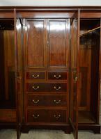 Mahogany Compactor Wardrobe (5 of 5)