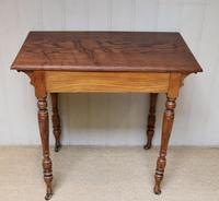 Late 19th Century Ash Side Table (10 of 10)