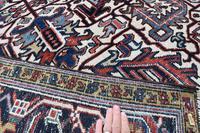 Old Heriz Carpet 296x212cm (2 of 8)