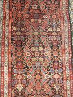 Antique Malayer Carpet Runner (7 of 7)