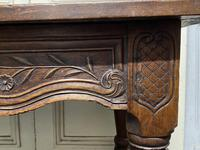 Early 18th Century French Walnut Console Table (17 of 28)