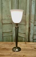 Tall French Art Deco Table Lamp (3 of 5)