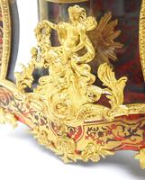 Wow! Phenomenal French Boulle Mantel Clock Rare 8-day Striking Bracket Clock Superb Condition (17 of 22)