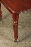 Early Victorian Mahogany 2 Leaf Extending Dining Table (11 of 17)