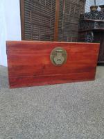 Oriental Camphor Box