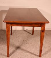 Small 19th Century French Table in Cherrywood (4 of 9)
