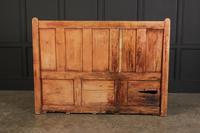 18th Century Rustic Pine Box Settle (11 of 12)